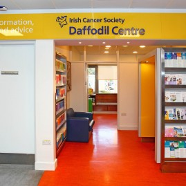 Irish Cancer Society Daffodil Centres